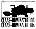 Thumbnail Claas Dominator 100 105 Parts Catalog