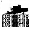 Thumbnail Claas Mercator Parts Catalog