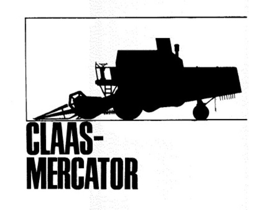 Product picture Claas Mercator Parts Catalog